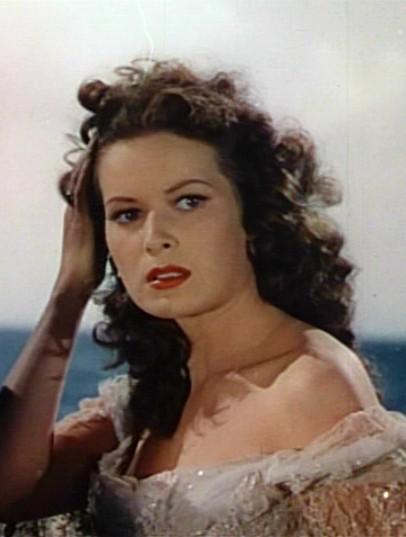 Maureen O'Hara - Black Swan